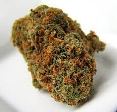 Super Skunk Weed