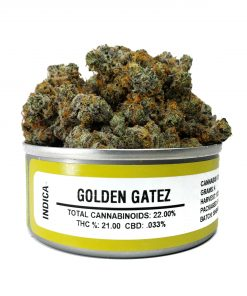Canned Weed